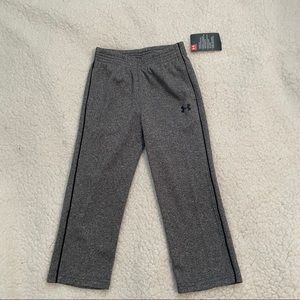 Boys Under Armour Midweight Champ Warm Up Pants
